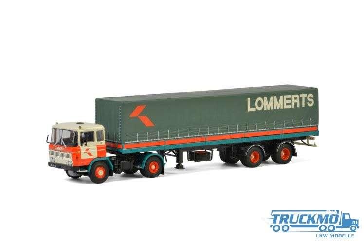 WSI Lommerts DAF 2600 Planenauflieger 01-2767