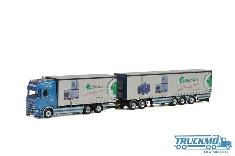 WSI Tholu B.V. Scania S Highline CS20H Rigid Truck Drawbar Road Train 01-2751