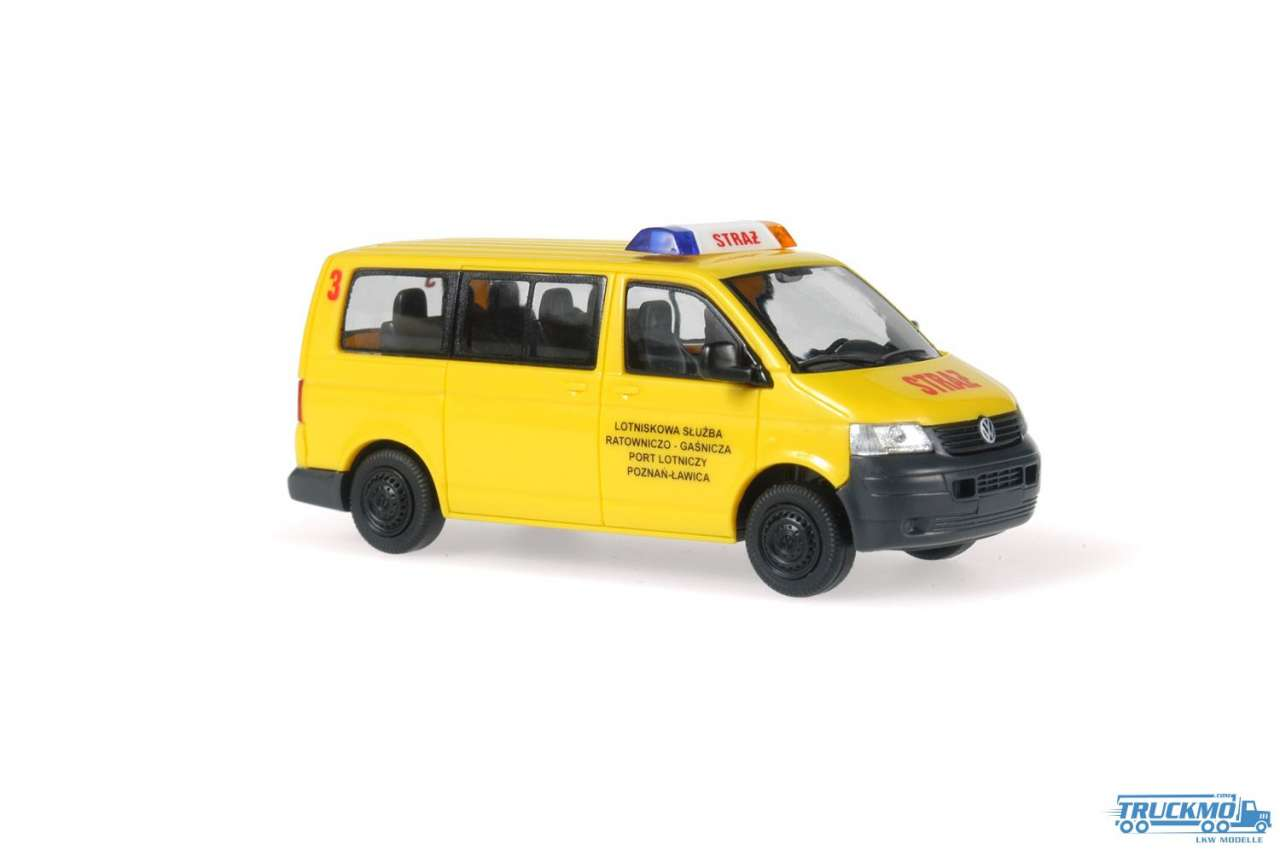 Rietze Ponznan Lawica Volkswagen T5 Bus KR FD 51863