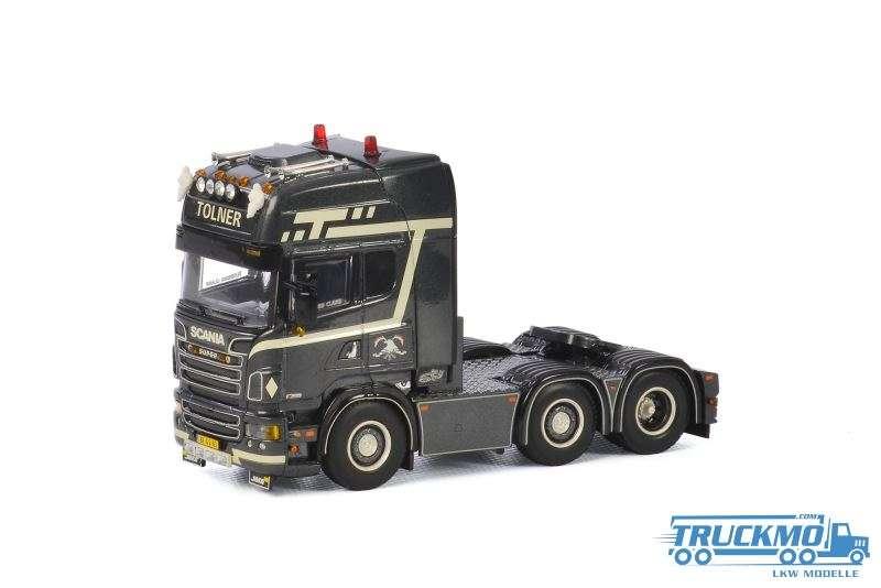 WSI Tolner LKW Modell SCANIA R Topline 02-1805