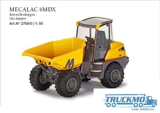 Conrad Mecalac 6MDX Baustellenkipper 2768/0