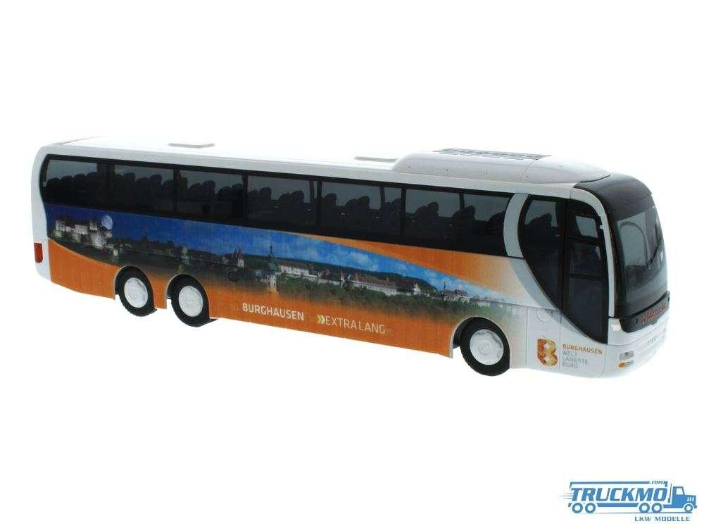 Rietze Brodschelm Verkehrsbetriebe Burghausen MAN Lion´s Coach L 64296