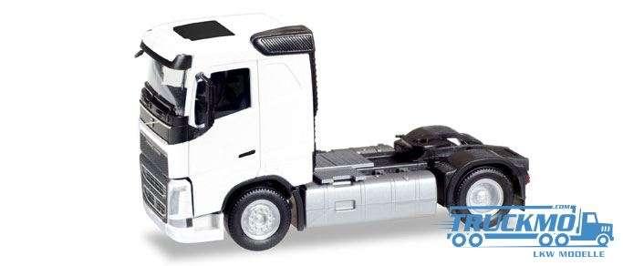 Herpa Volvo FH Zugmaschine weiß 308694