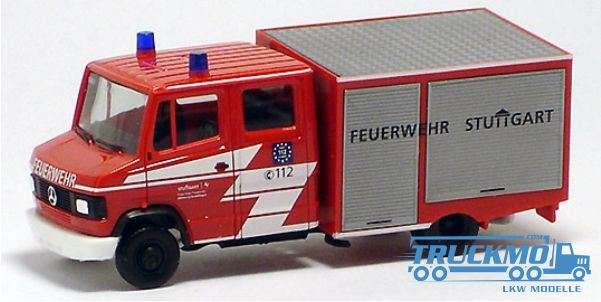 Herpa Feuerwehr Hedelfingen Mercedes-Benz T2 TSF-W