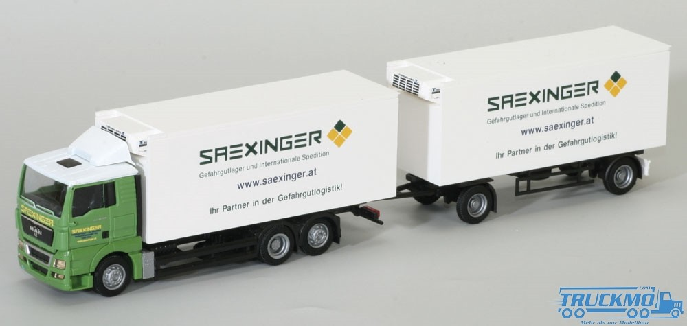 AWM Saexinger MAN TGX XL Kühl-KHZ