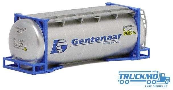 AWM Gentenaar 20ft. van-Hool Tankcontainer überlang 491172