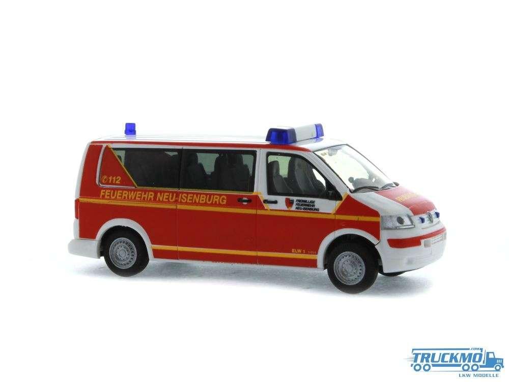 Rietze Modelle Feuerwehr Neu-Isenburg Volkswagen T5 51917