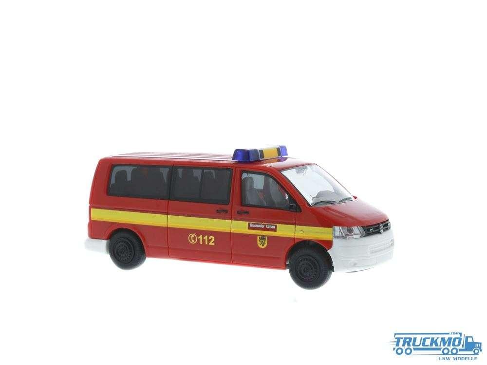 Rietze Berufsfeuerwehr Lünen Volkswagen T5 GP LR 53601