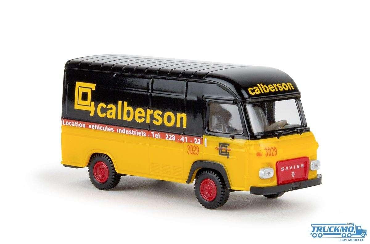 Brekina Calberson Saviem SG2 Kasten 14604