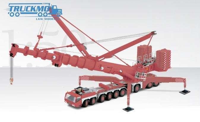 Conrad Integrated Terex AC 1000 Telescopic crane 2108/02