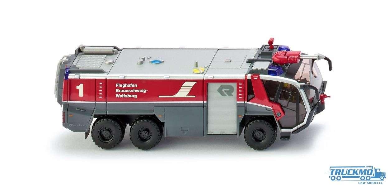 Wiking Braunschweig Wolfsburg FW Rosenbauer FLF Panther 6x6 062605