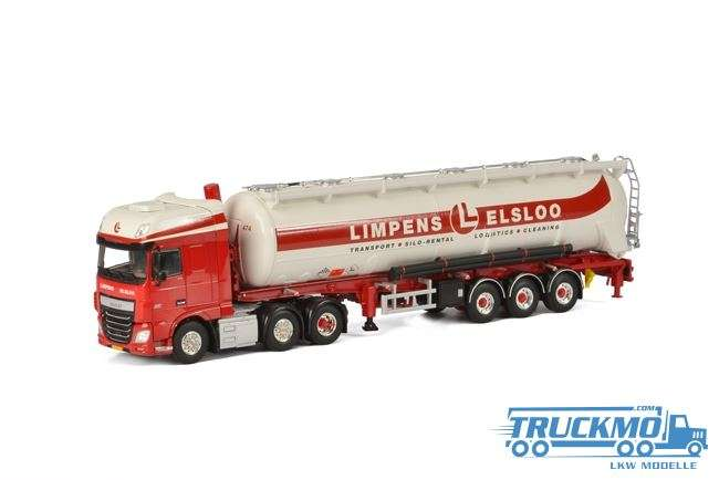 WSI Limpens LKW Modell DAF XF SSC Siloauflieger (3 Achs) 01-1927