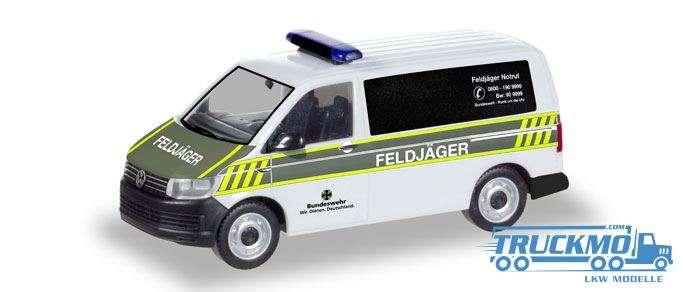 Herpa Feldjäger VW T6 746298