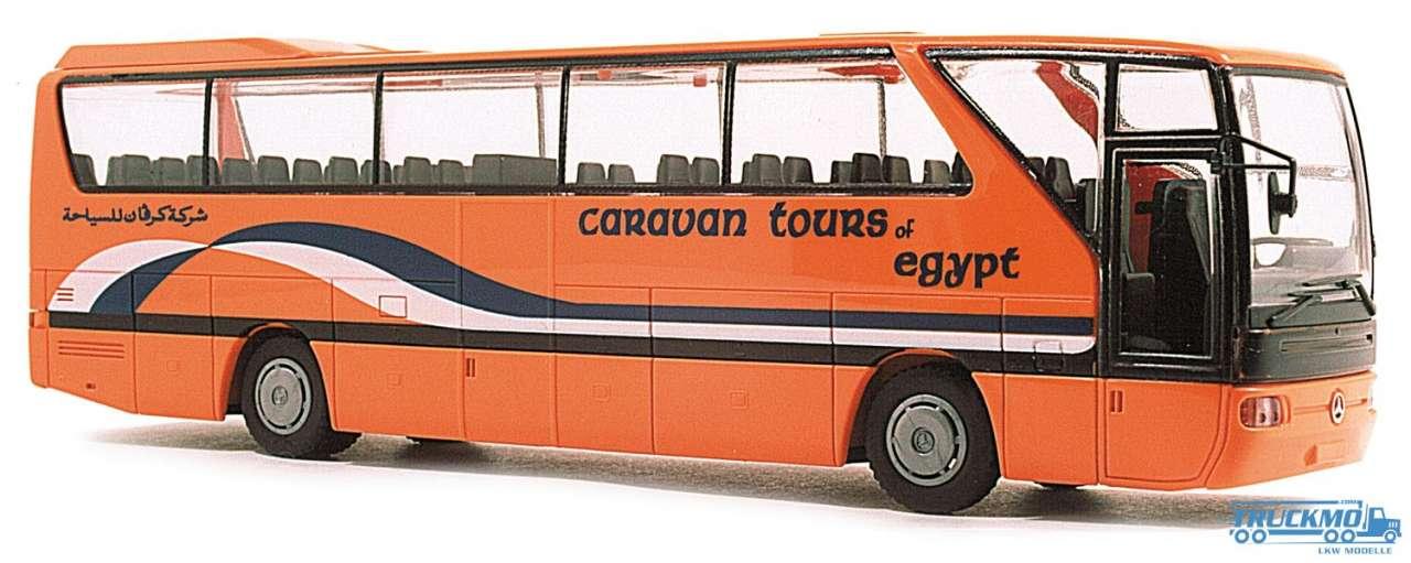 Rietze Caravan Tours Mercedes Benz O 350 61263