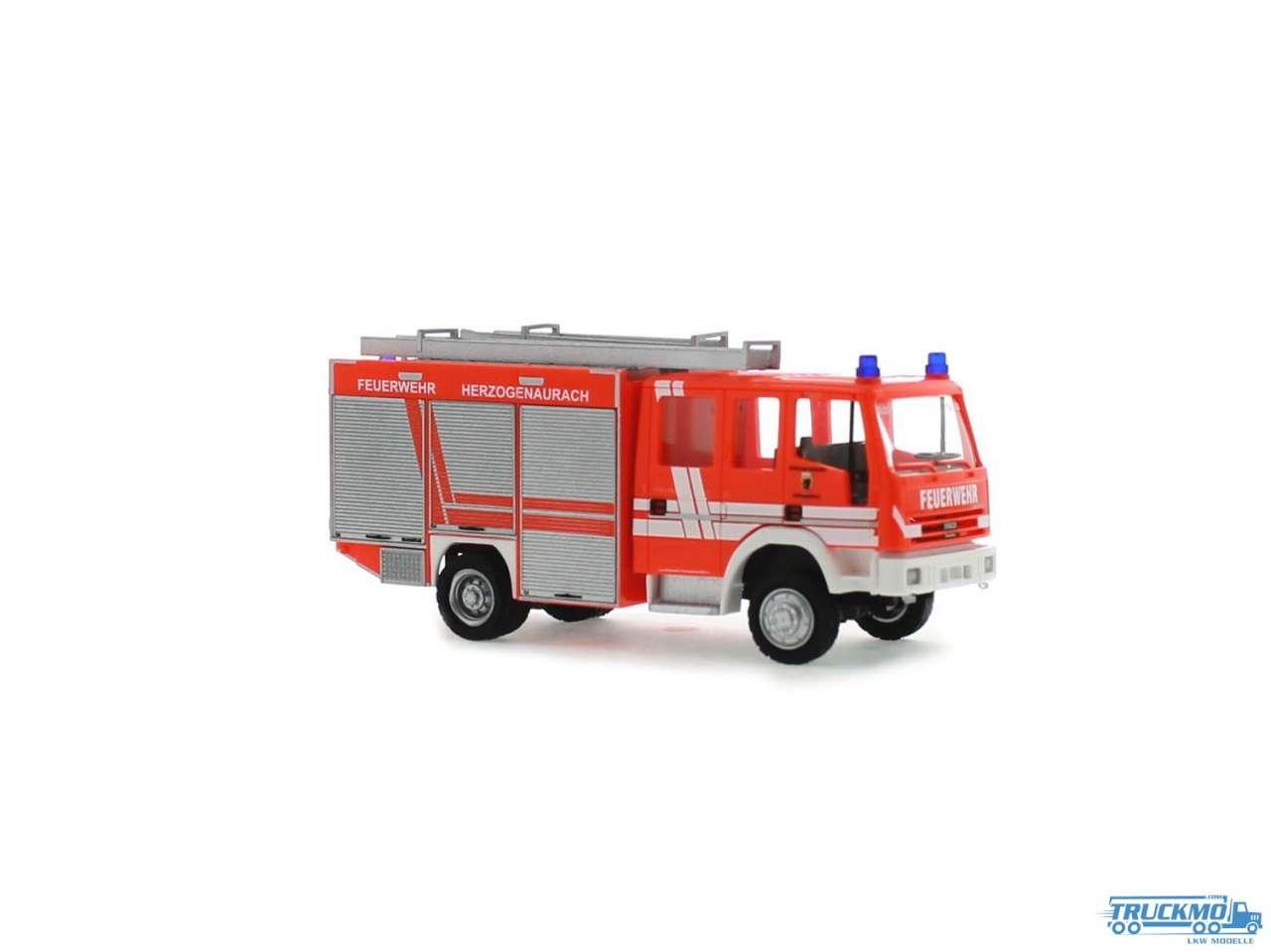 Rietze Feuerwehr Herzogenaurach Iveco Magirus Eurofire TLF 16/25 61238
