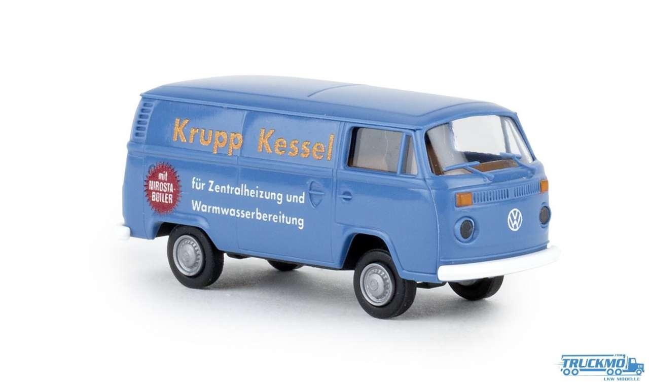 Brekina Krupp Kessel VW T2 Kasten 33539
