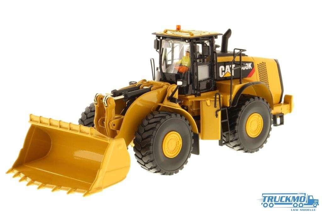 Diecast Masters CAT 980K Radlader mit Steinausstattung 85296