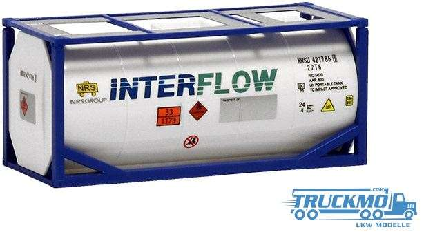 AWM Interflow 20ft. Tankcontainer 492022