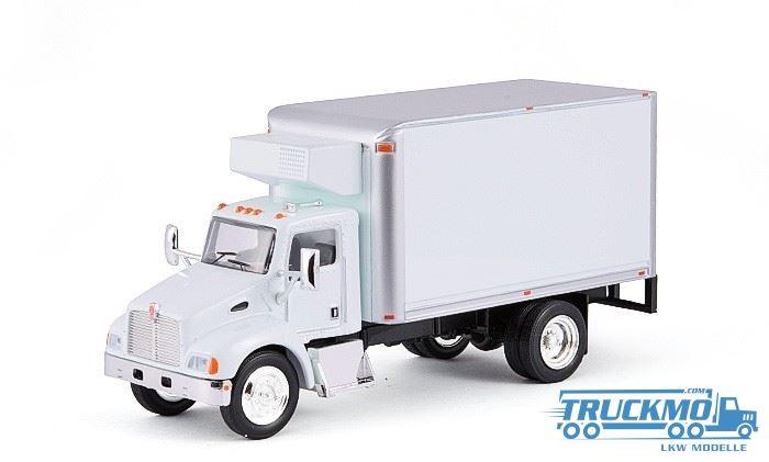 Tonkin Kenworth T300 Box Van 4x2 White