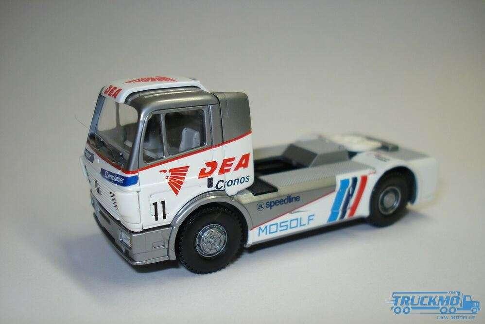 Wiking DEA-Team Mosolf Speedline Mercedes Benz Renntruck 44104