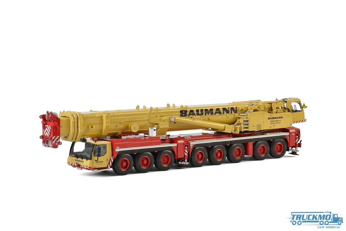 WSI Baumann Liebherr LTM1500 Mobilkran 51-2016