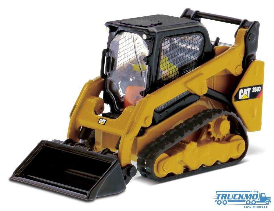 Diecast Masters CAT 242D Compact Track Loader 85526