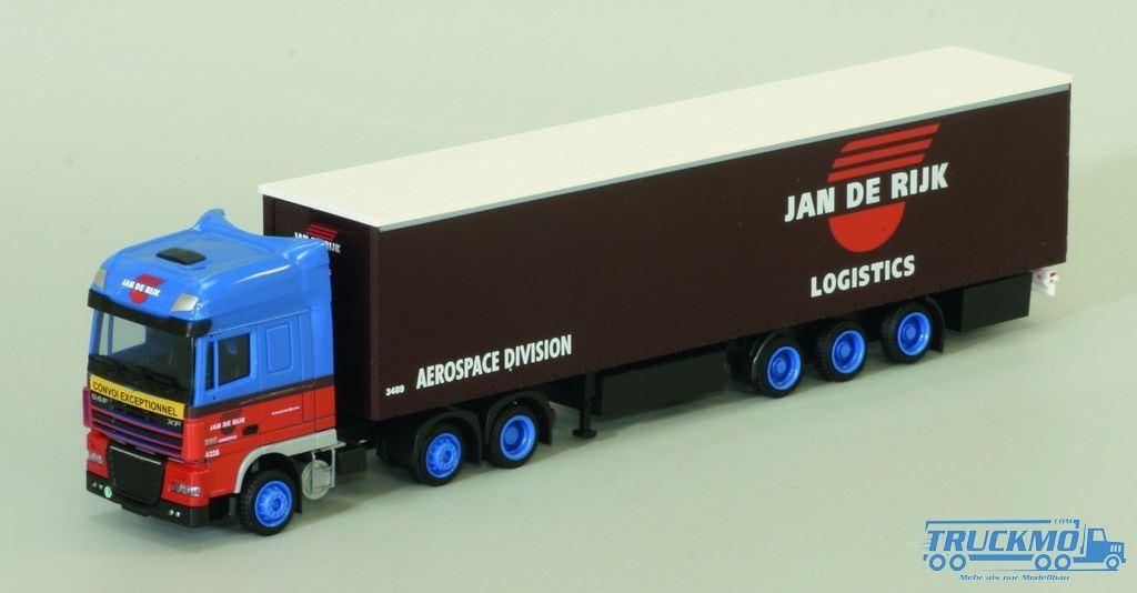 AWM Jan de Rijk DAF XF 105 SSC/Aerop. - Mega-G-KSZ