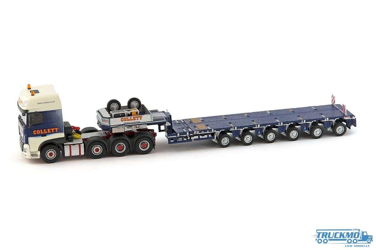 IMC Collett LKW Modell DAF Euro 6 SSC 8x4 mit Nooteboom MCO-PX 6 Achs 5512386
