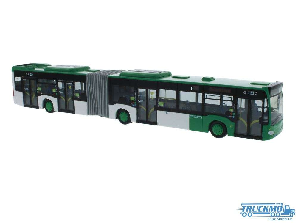 Rietze Holding Graz Linien Mercedes Benz Citaro G15 73617