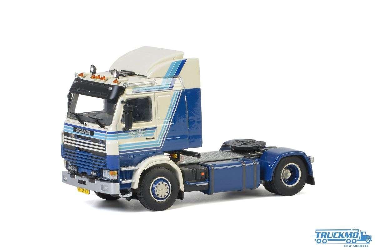 WSI Duveco LKW Modell Scania 3 01-2708 (ohne Auflieger)