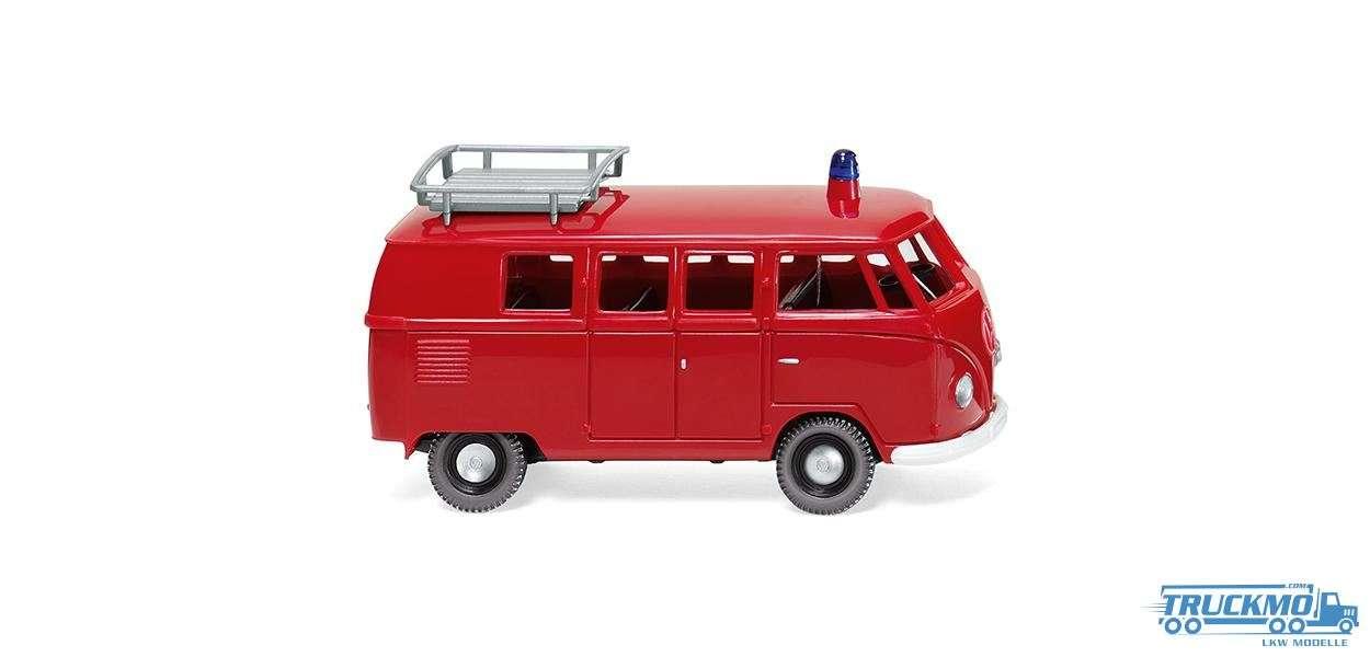 Wiking Feuerwehr Volkswagen T1 Bus 078812