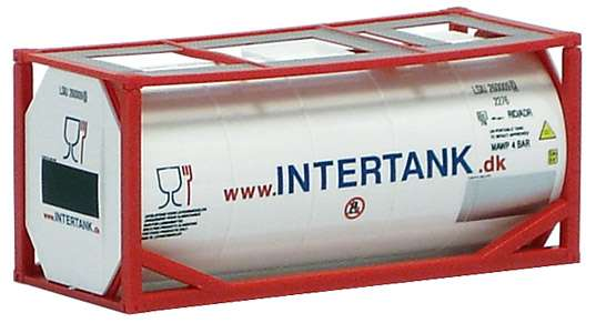 AWM Intertank 20ft. Tankcontainer 491079