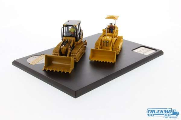 diecast masters cat track loader evolution series cat977 cat 963k 85559