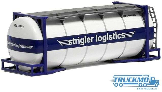 AWM Strigler Logistics 24ft. Tankcontainer 492122