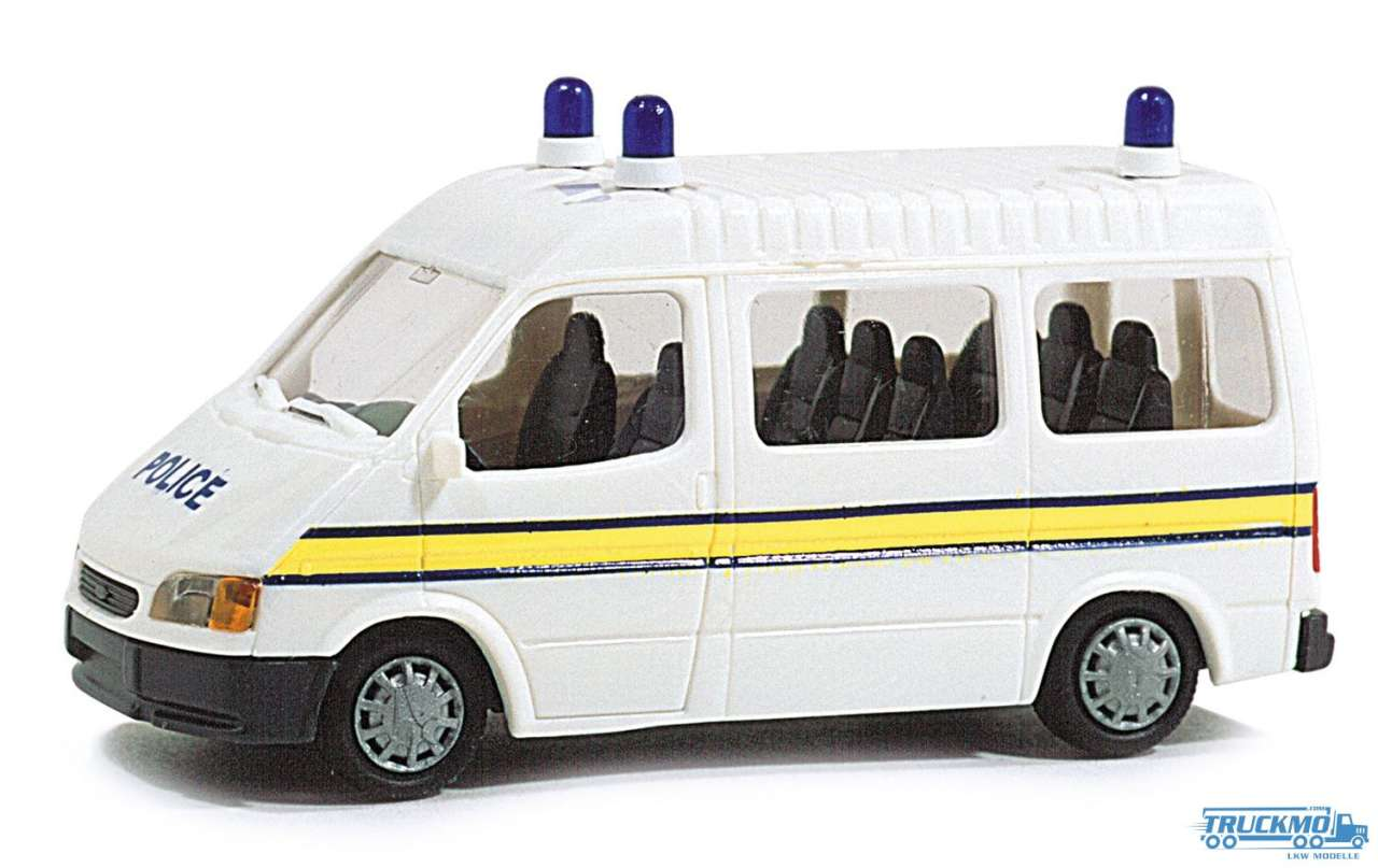 Rietze Police Ford Transit 50540