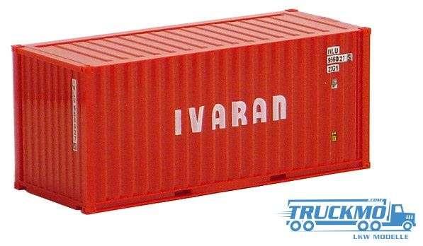 AWM Ivaran 20ft. Container 491320