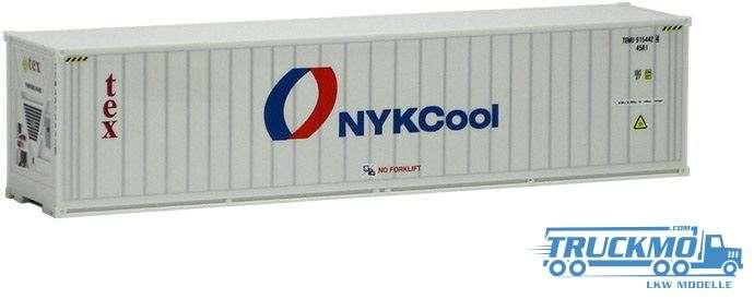 AWM NYKCool 40ft. HighCube Container 491685
