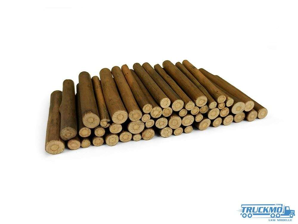 Tekno Ladegut Holz 58mm 72713