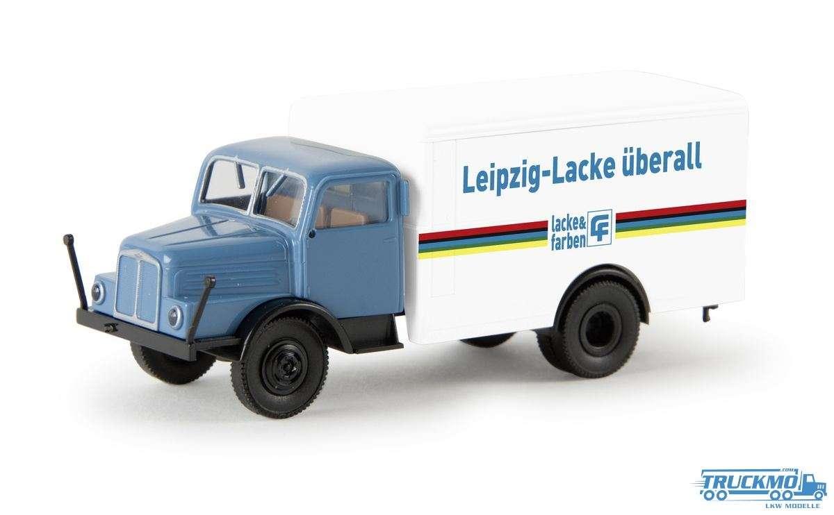 Brekina Lacufa IFA S 4000-1 Koffer 71674