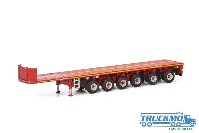 WSI Goldhofer Ballast Trailer 6-Achs 04-1174