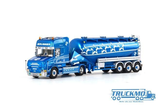 WSI Brugger Scania T Topline Eutertrailer