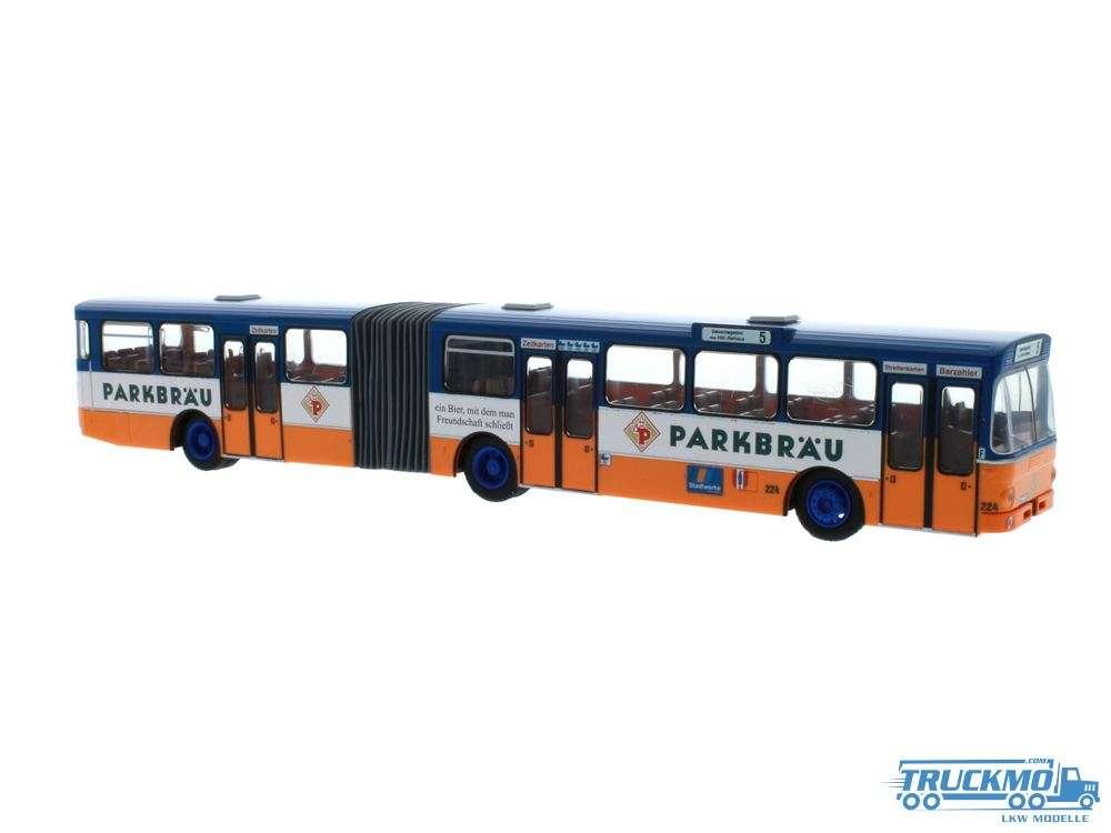 Rietze Stadtwerke Kaiserslautern-Parkbräu Mercedes Benz O 305 G 74523