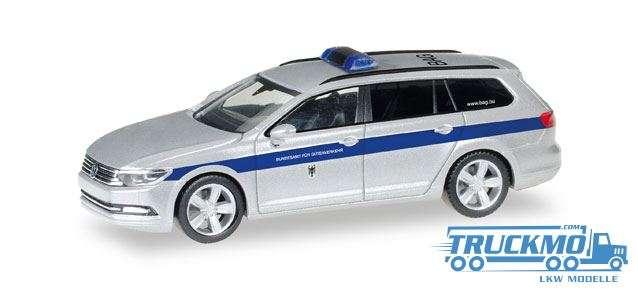 Herpa BAG VW Passat Variant BAG 093439