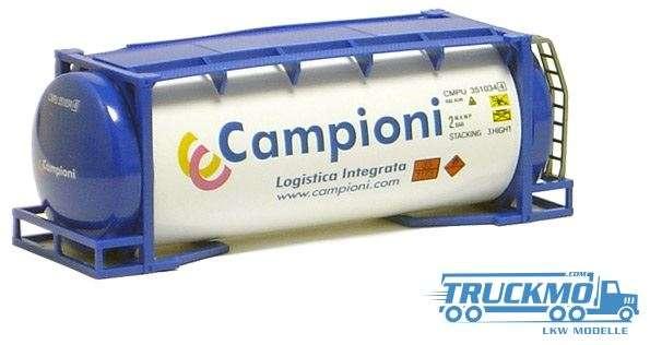 AWM Campioni 20ft. van Hool Tankcontainer überlang 491121