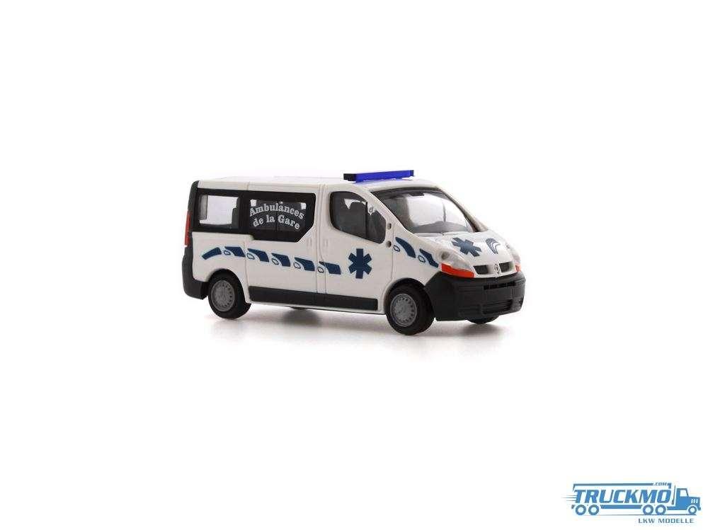 Rietze Ambulance Renault Trafic Bus 51388