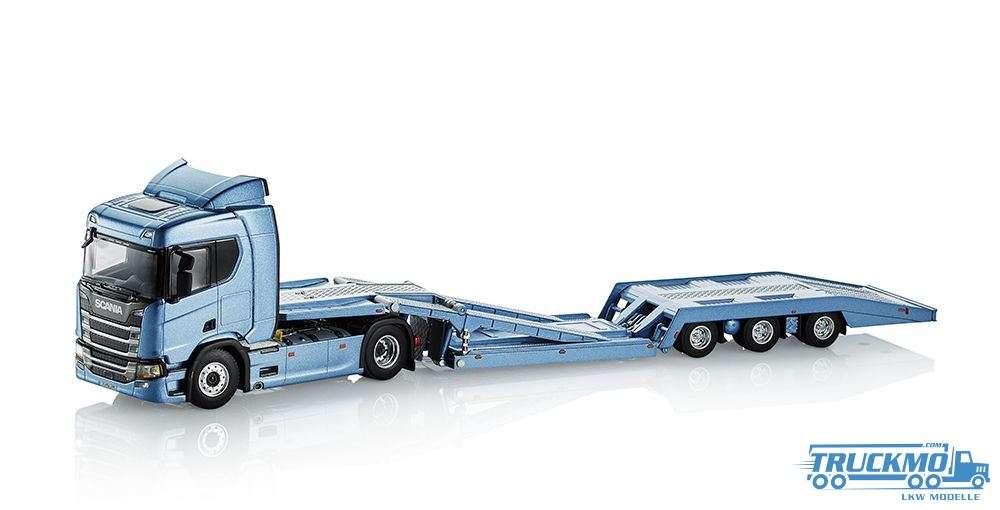 WSI Scania new R450 Lkw-Transporter 2560956