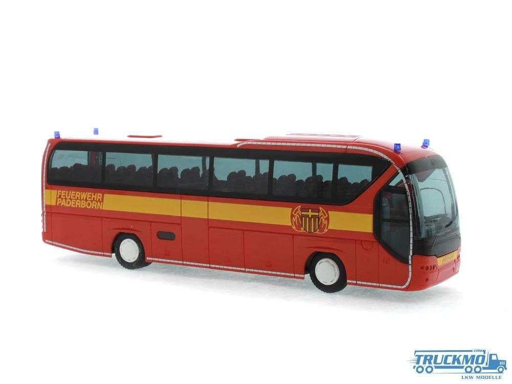 Rietze Feuerwehr Paderborn Neoplan Tourliner 63916