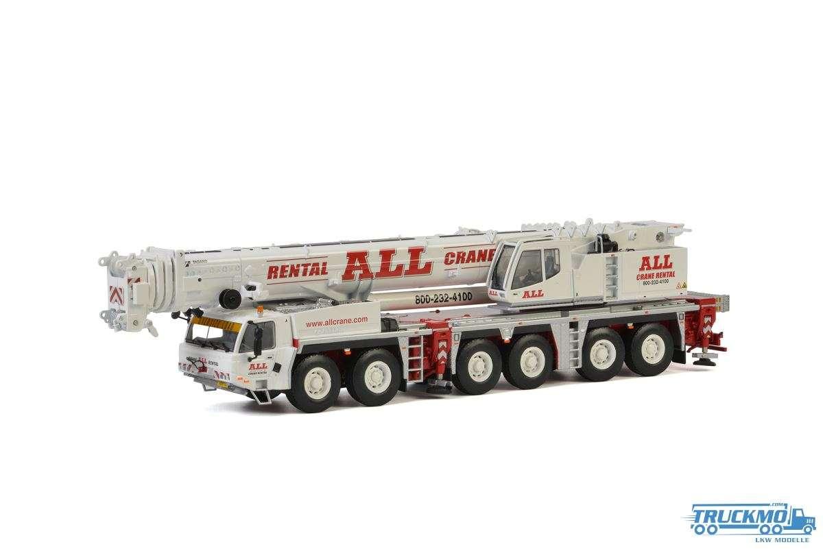 WSI All Crane Hire Tadano ATF400G-6 51-2035