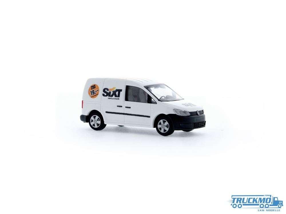 Rietze Sixt Volkswagen Caddy 11 31820