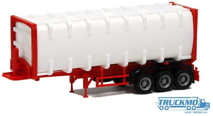 Herpa Bulkcontainer Chassis 672205